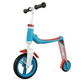 Самокат Scoot and Ride серии Highwaybaby сине-красный, до 3 лет/20кг Scoot and Ride, SR-216271-BLUE-RED