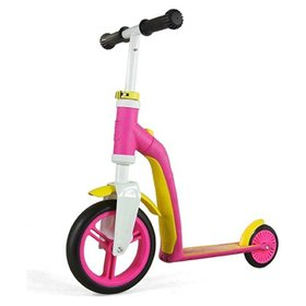 Самокат Scoot and Ride серии Highwaybaby розово-желтый, до 3 лет/20кг Scoot and Ride, SR-216271-PINK-YELLOW