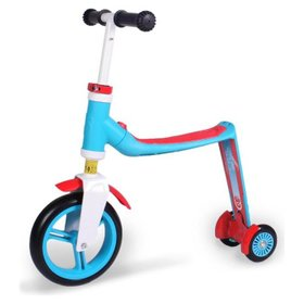 Самокат Scoot and Ride серии Highwaybaby+ сине-красный, до 3 лет/20кг Scoot and Ride, SR-216272-BLUE-RED